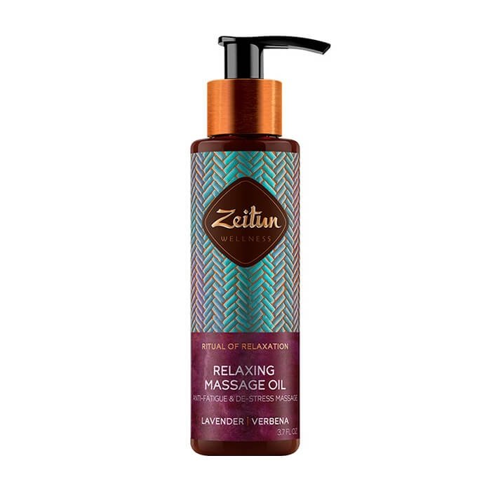 Масло массажное Zeitun Ritual of Relaxation Relaxing Massage Oil