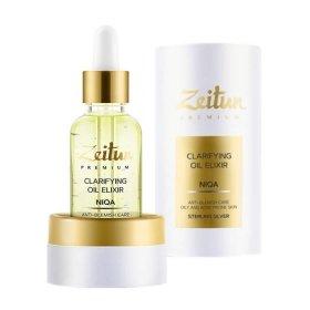 Масляный эликсир Zeitun Niqa Clarifying Oil Elixir