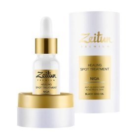Масляный эликсир Zeitun Niqa Healing Spot Treatment