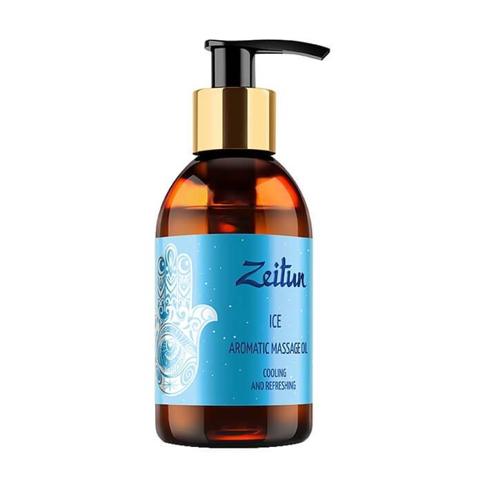 Массажное масло Zeitun Ice Aromatic Massage Oil