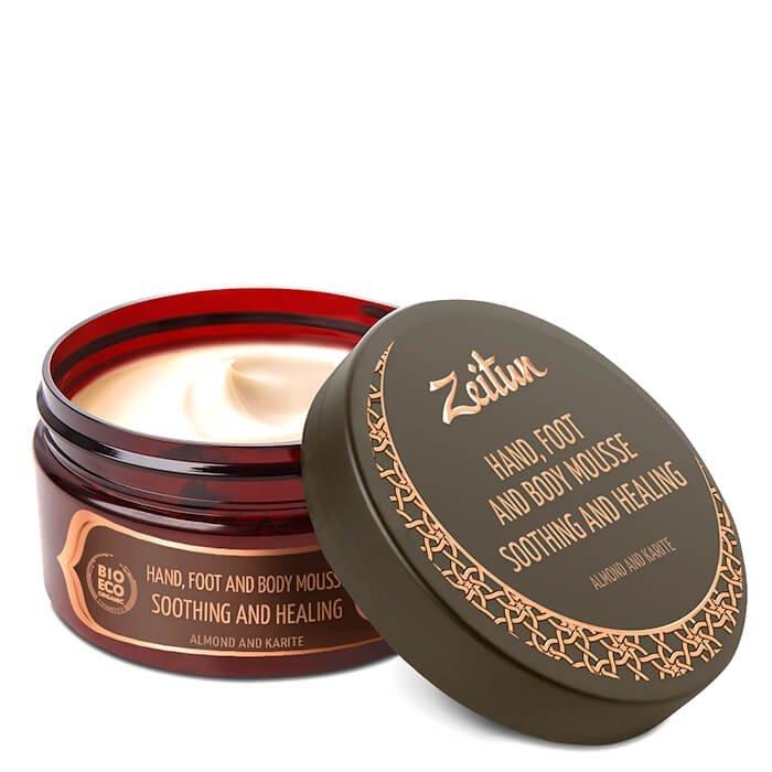 Мусс для тела Zeitun Hand, Foot & Body Mousse Soothing & Healing