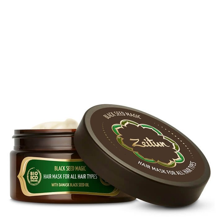 Набор для волос Zeitun Black Seed Magic Hair Set