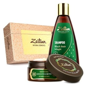 Набор для волос Zeitun Black Seed Magic Hair Set