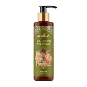 Шампунь для волос Zeitun Herbal Shampoo Anti-Hair Loss Milk Whey (250 мл)