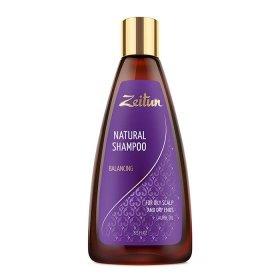 Шампунь для волос Zeitun Natural Shampoo Balancing