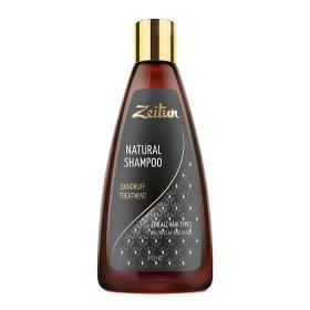 Шампунь для волос Zeitun Natural Shampoo Dandruff Treatment