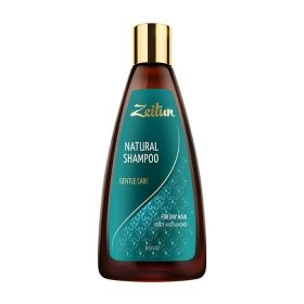 Шампунь для волос Zeitun Natural Shampoo  Gentle Care