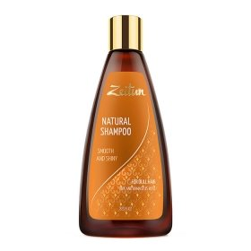Шампунь для волос Zeitun Natural Shampoo Smooth And Shiny