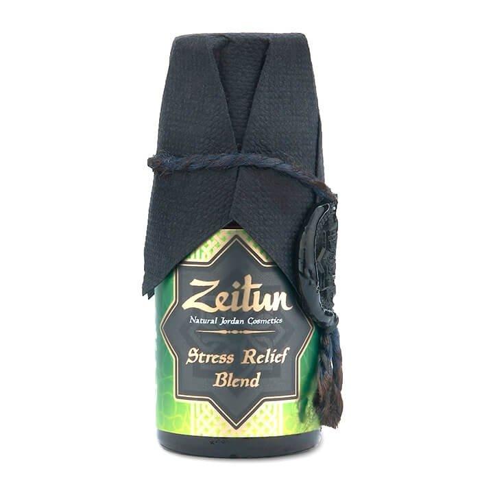 Смесь эфирных масел Zeitun Stress Relief Blend №3