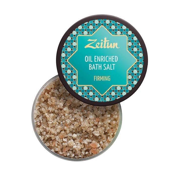 Соль для ванны Zeitun Firming Oil Enriched Bath Salt
