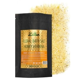 Соль для ванны Zeitun Floral Bath Salt Honey Verbena