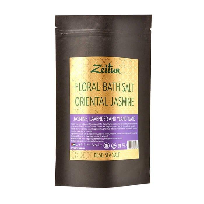 Соль для ванны Zeitun Floral Bath Salt Oriental Jasmine