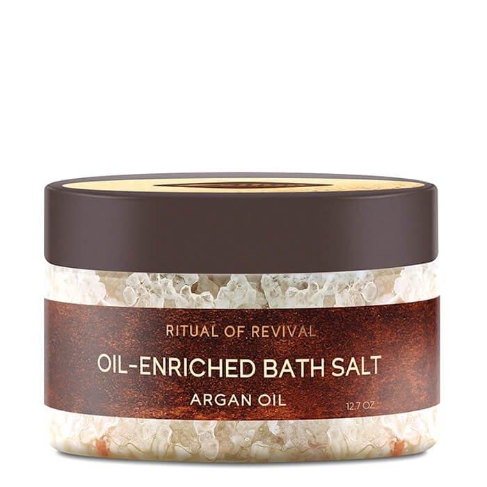 Соль для ванны Zeitun Ritual Of Revival Oil-Enriched Bath Salt - Argan Oil