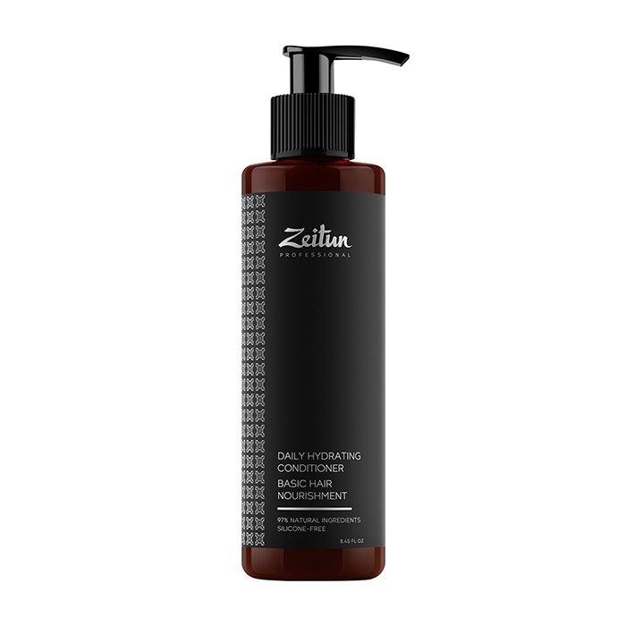 Бальзам-кондиционер для волос Zeitun Professional Daily Hydrating Conditioner (250 мл)