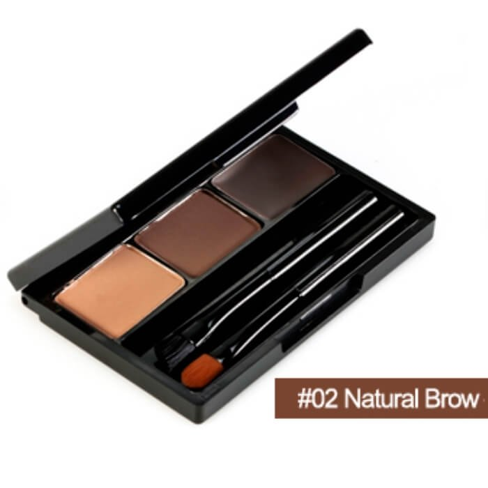 Набор теней для бровей Holika Holika Wonder Drawing Eyebrow Kit