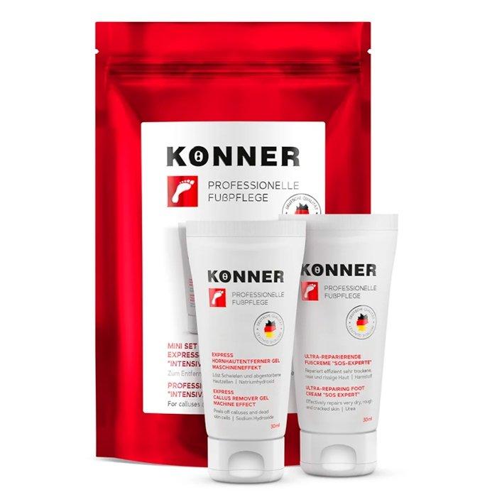 Набор для педикюра Konner Professional Recover Pedicure Mini Set