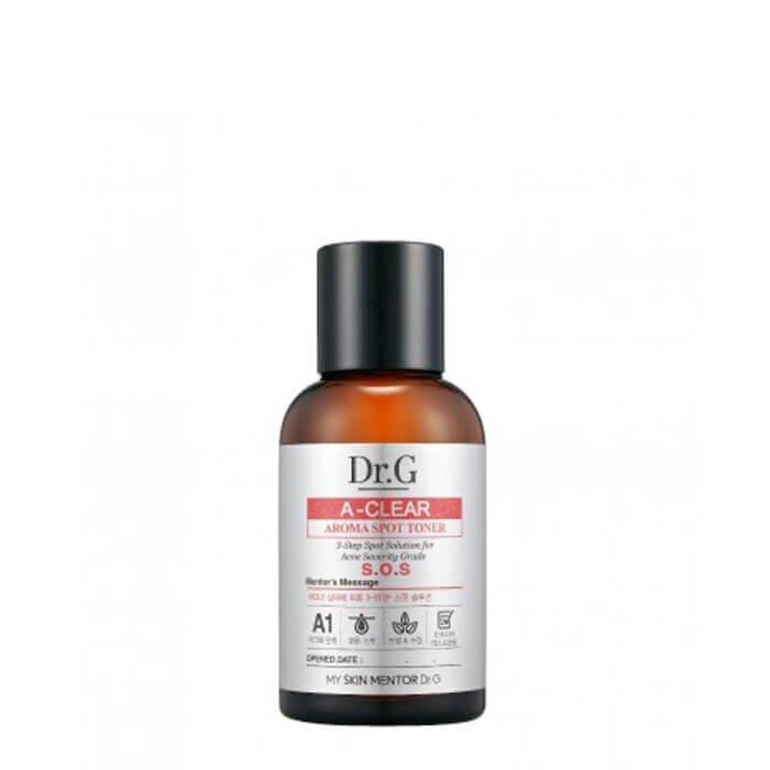 Тонер для лица Dr.G A-Clear Aroma Spot Toner