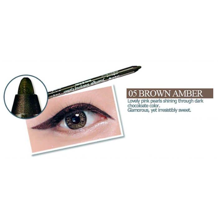 Карандаш для глаз Holika Holika Jewel-light Waterproof Eyeliner