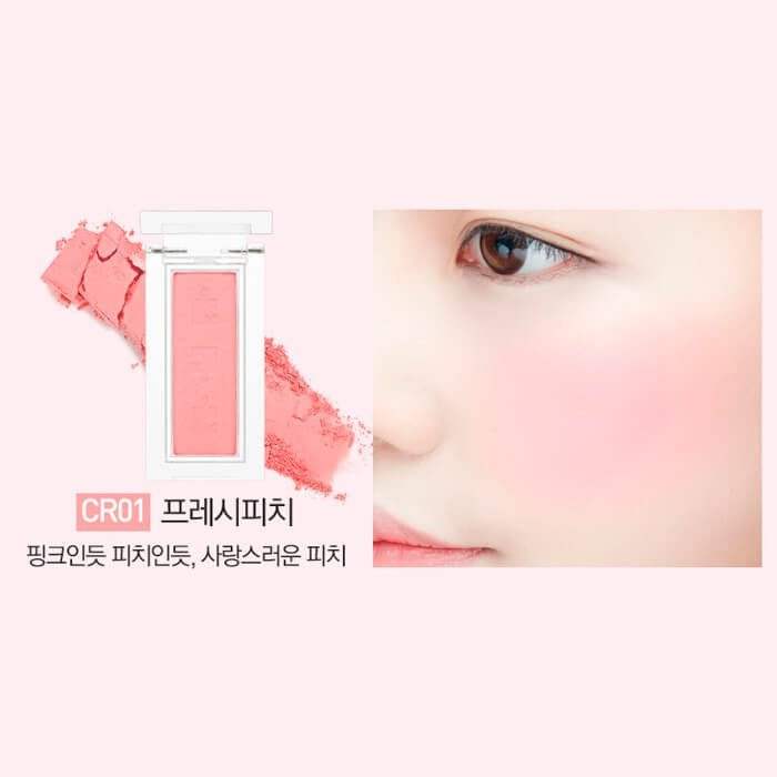 Румяна для лица Holika Holika Piece Matching Blusher