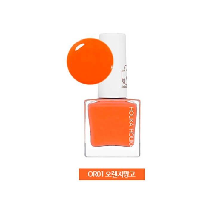 Лак для ногтей Holika Holika Piece Matching Nails - Sticker