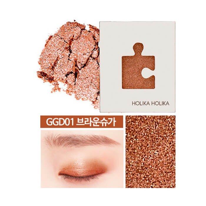 Тени для век Holika Holika Piece Matching Shadow - Glitter