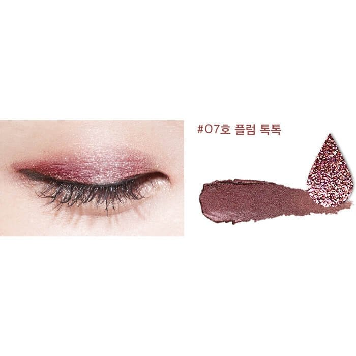 Тени для век Holika Holika Water Drop Sparclick Shadow