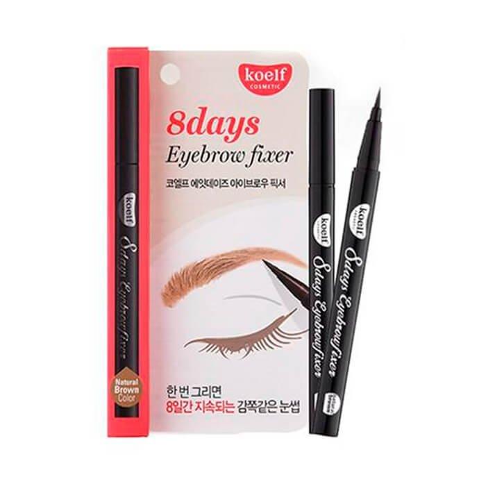 Тинт для бровей Koelf 8 Days Eyebrow Fixer