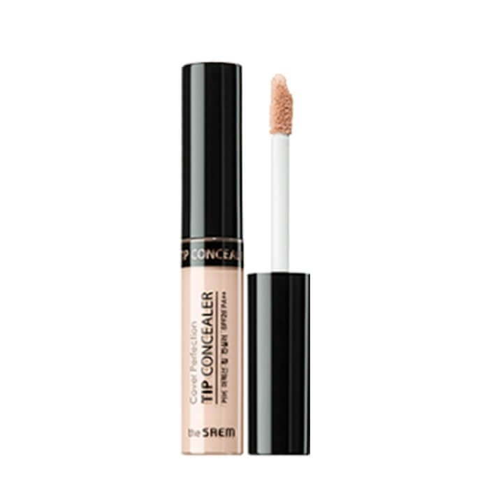 Консилер для лица The Saem Cover Perfection Tip Concealer