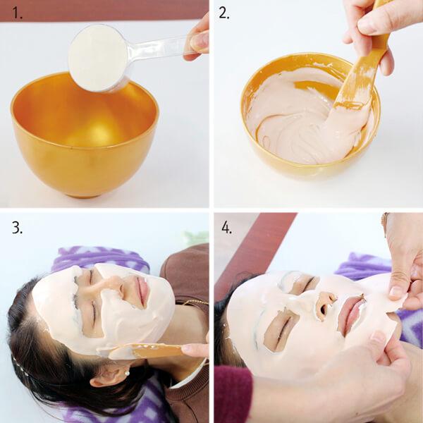 альгинатная маска корея