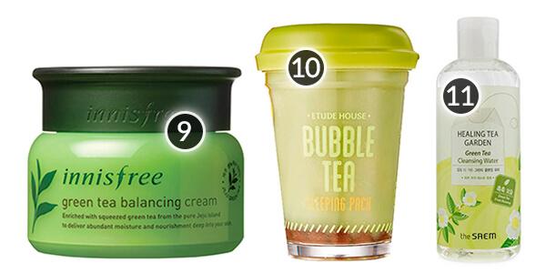 антиоксидант Зеленый чай