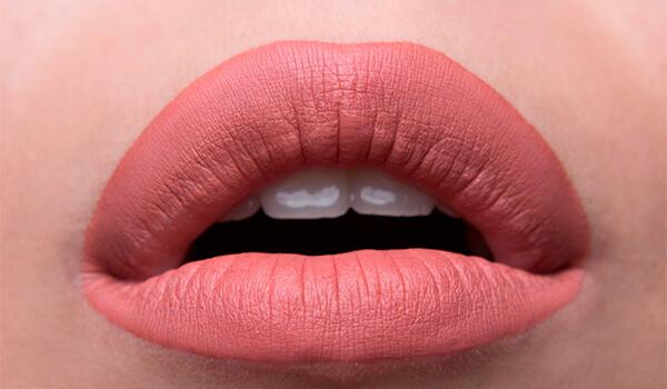 матовая помада для губ