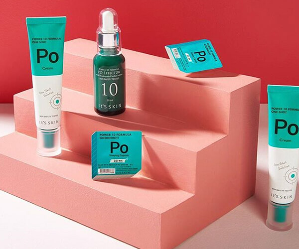 it's skin power 10 po