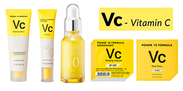 it's skin power 10 vc