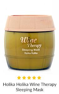 Holika Holika Wine Therapy Sleeping Mask