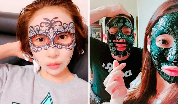 тканевые маски купить