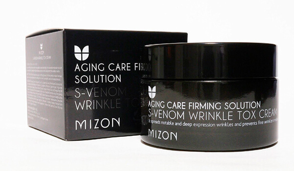 Mizon Aging Care Firming Solution S-Venom Wrinkle Tox Cream