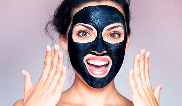 маска пленка от черных точек
