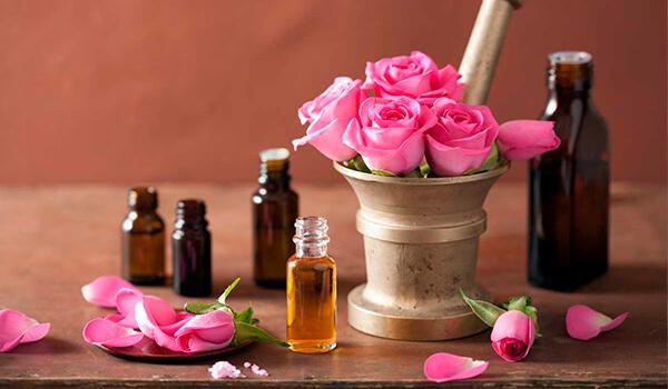 Масло розы для кожи