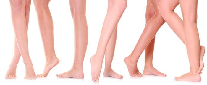 корейские пилинги для ног