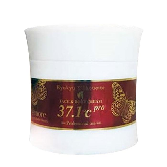 Купить Крем для лица и тела Atmore Ryukyu Silhouette Face & Body Cream, Уникальный массажный жиросжигающий крем для коррекции контуров лица и тела, Япония