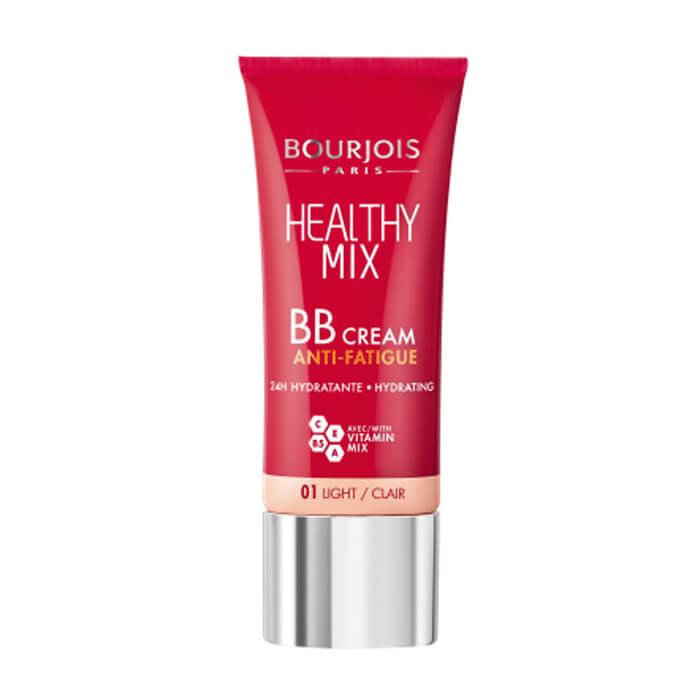 Купить ВВ крем Bourjois Healthy Mix BB Cream #1 Light/Clair | Светлый, Увлажняющий корректор для лица с витаминным комплексом, Франция