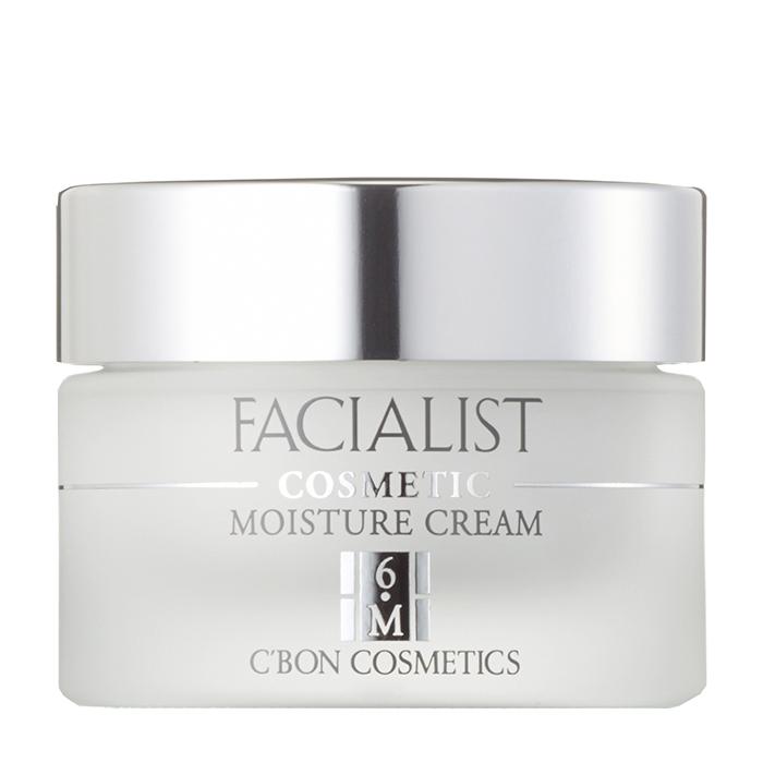 Купить Крем для лица C'BON Facialist Moist Cream, Крем на основе сквалена и фитокерамидов для глубокого увлажнения кожи лица, Япония