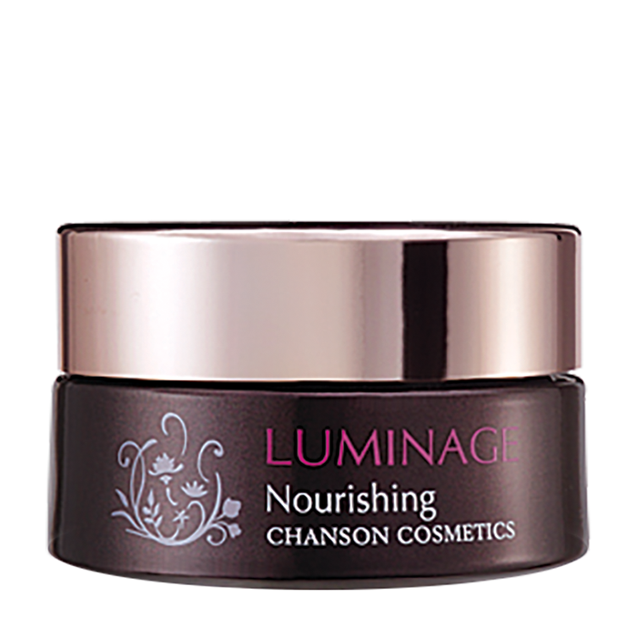 Купить Крем для лица Chanson Cosmetics Luminage Nourishing Cream, Крем на основе лекарственных трав для оздоровления и защиты кожи лица, Япония