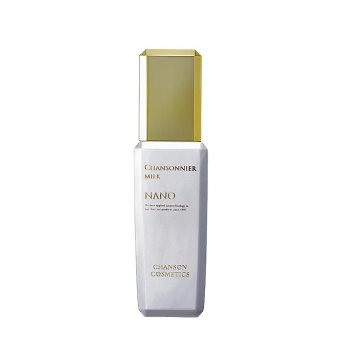 Купить Молочко для лица Chanson Cosmetics Chansonnier Nano Milk, Омолаживающее нано-молочко для кожи лица с осветляющим эффектом, Япония