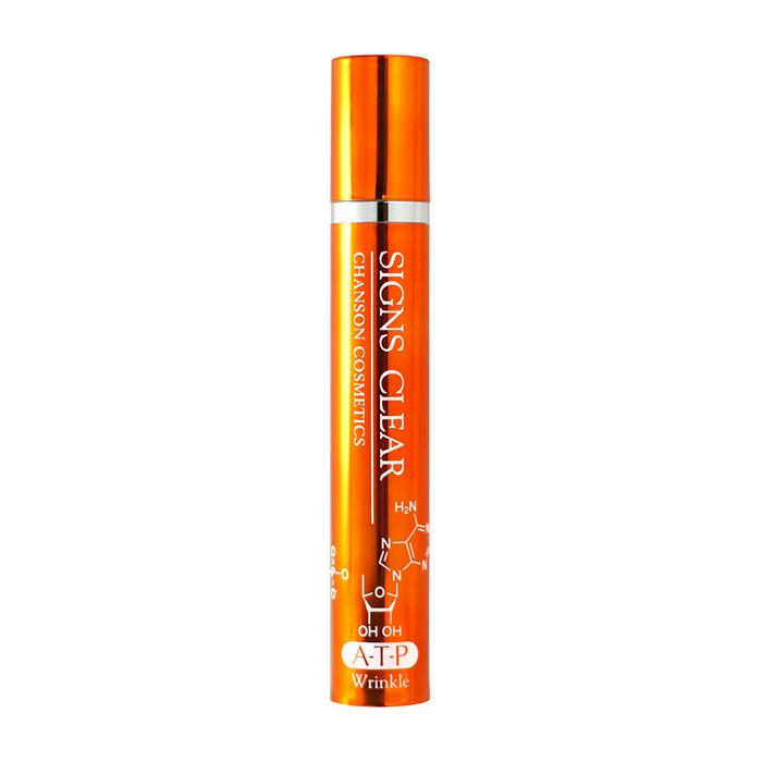Купить Крем для век Chanson Cosmetics Signs Clear Eye Cream, Высокоэффективный насыщенный крем от морщин вокруг глаз и носогубных складок, Япония
