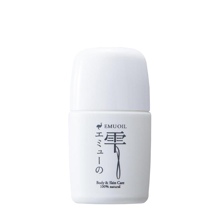 Купить Масло эму для лица и тела Emu No Shizuku Emu Oil (15 мл), Масло эму для борьбы с широким спектром проблем кожи лица и тела, Япония