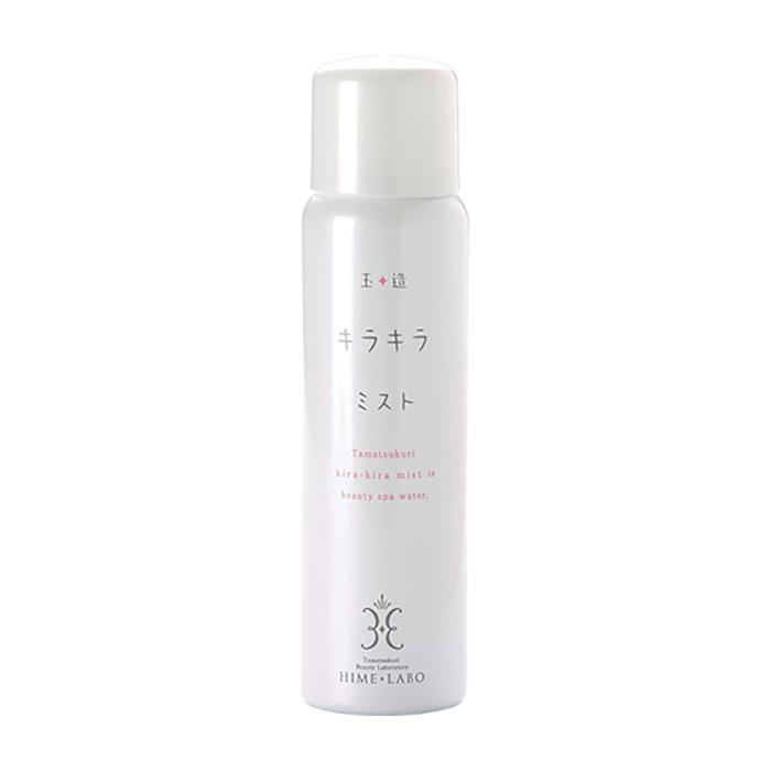 Купить Термальная вода Kira Kira Mist Beauty Spa Water, Термальная вода из японского источника для мгновенного увлажнения и сияния кожи лица, Hime Labo, Япония