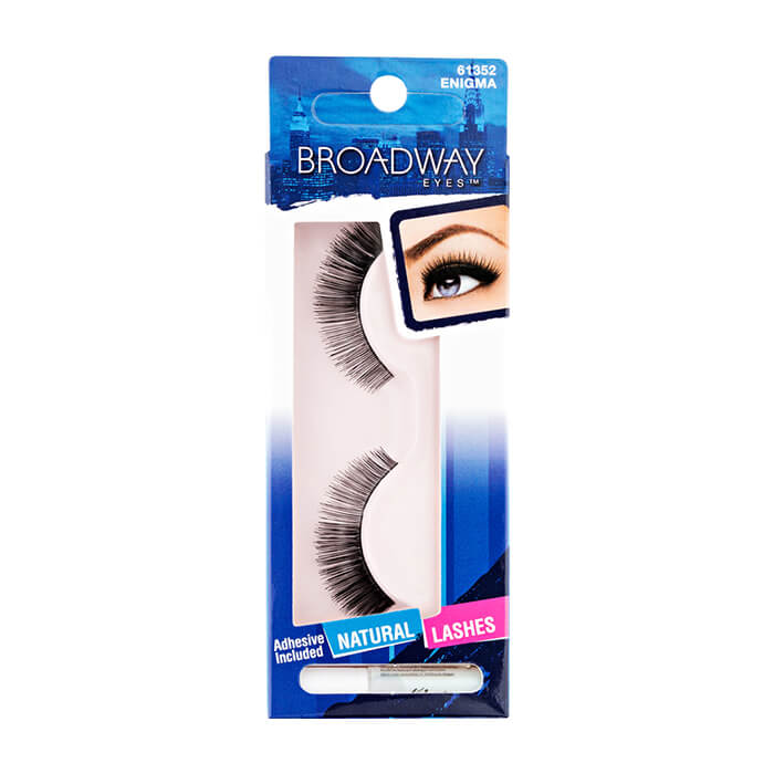 Купить Накладные ресницы Kiss Broadway Eyelashes #BEL03C | Следуй за мной, Накладные ресницы для преображения внешности и придания взгляду особого шарма, США