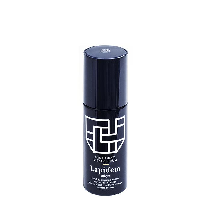 Купить Сыворотка для лица Lapidem Vital C Serum, Восстанавливающая сыворотка с витамином С для осветления и регенерации кожи лица, Япония