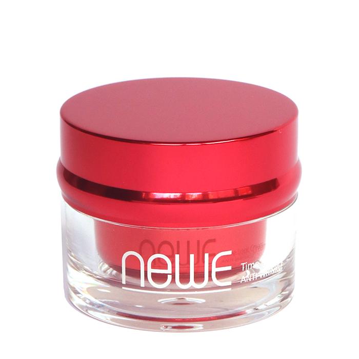 Купить Крем для лица Newe Time Lock Cream, Питательный омолаживающий крем против морщин и сухости кожи лица, Южная Корея